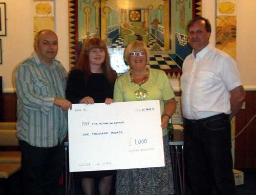 Presentation to Fife Action on Autism